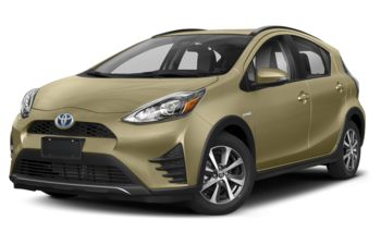 2018 Toyota Prius c - Electric Lime Metallic