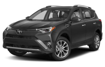 2018 Toyota RAV4 - Magnetic Grey Metallic