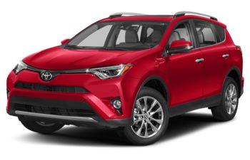 2018 Toyota RAV4 - Ruby Flare Pearl