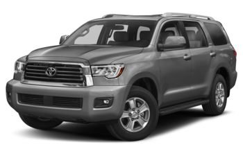 2021 Toyota Sequoia - Blizzard Pearl