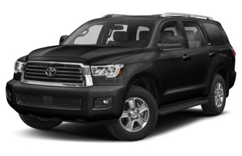 2020 Toyota Sequoia - Magnetic Grey Metallic