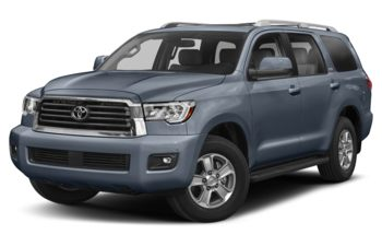 2020 Toyota Sequoia - Midnight Black Metallic