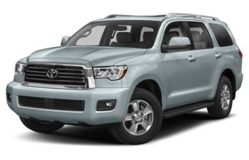 2020 Toyota Sequoia - Army Green