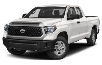 2018 Toyota Tundra - Alpine White