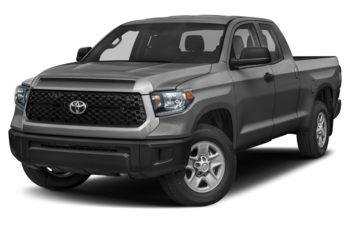 2018 Toyota Tundra - Magnetic Grey Metallic