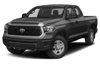 2021 Toyota Tundra - Midnight Black Metallic