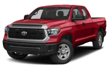 2020 Toyota Tundra - Barcelona Red Metallic