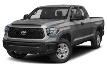 2018 Toyota Tundra - Barcelona Red Metallic