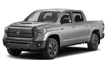 2018 Toyota Tundra - Silver Sky Metallic
