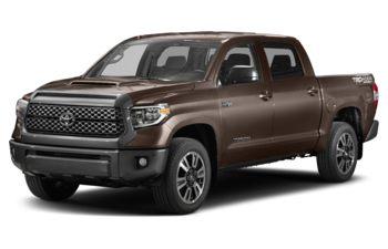 2018 Toyota Tundra - Smoked Mesquite