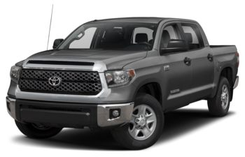 2021 Toyota Tundra - Magnetic Grey Metallic