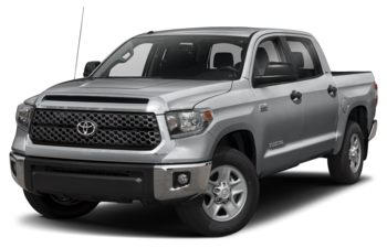 2019 Toyota Tundra - Cement Grey Metallic