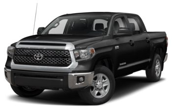 2020 Toyota Tundra - Midnight Black Metallic