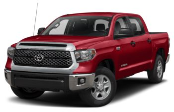 2021 Toyota Tundra - Barcelona Red Metallic