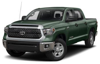 2021 Toyota Tundra - Army Green