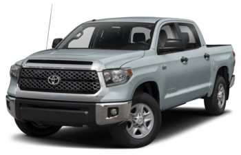 2021 Toyota Tundra - Lunar Rock