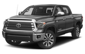 2019 Toyota Tundra - Magnetic Grey Metallic