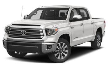 2020 Toyota Tundra - Super White