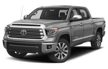 2020 Toyota Tundra - Silver Sky Metallic
