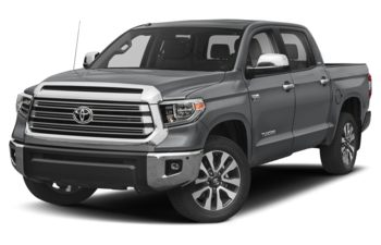 2018 Toyota Tundra - Cement Grey Metallic