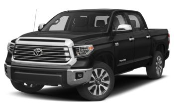 2019 Toyota Tundra - Midnight Black Metallic