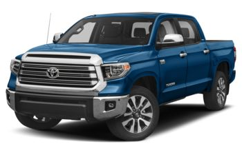 2018 Toyota Tundra - Blazing Blue Metallic