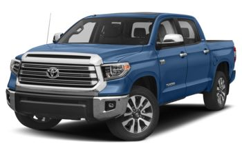 2020 Toyota Tundra - Cavalry Blue