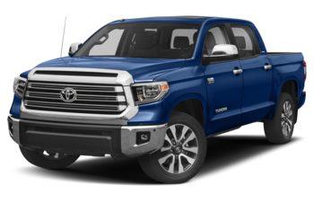 2020 Toyota Tundra - Voodoo Blue