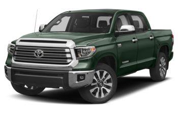2020 Toyota Tundra - Army Green