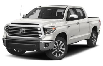 2021 Toyota Tundra - Wind Chill