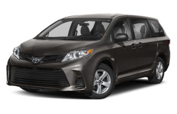 2021 Toyota Sienna - N/A