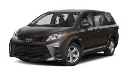 2018 Toyota Sienna 7-Passenger