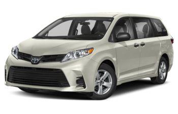 2019 Toyota Sienna - Pre-Dawn Grey Mica