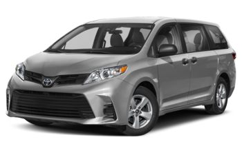 2018 Toyota Sienna - Midnight Black Metallic