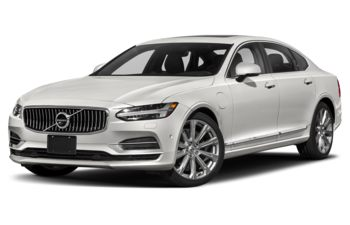 2019 Volvo S90 Hybrid - Crystal White Metallic