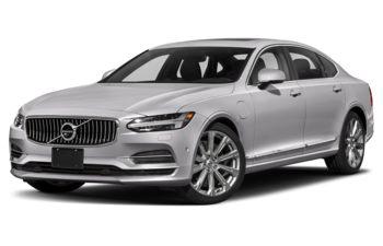 2019 Volvo S90 Hybrid - Bright Silver Metallic