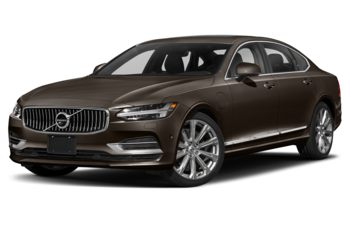 2019 Volvo S90 Hybrid - Maple Brown Metallic