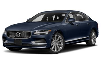 2019 Volvo S90 Hybrid - Magic Blue Metallic