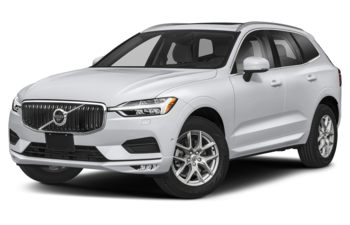 2018 Volvo XC60 - Ice White