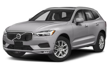 2018 Volvo XC60 - Bright Silver Metallic
