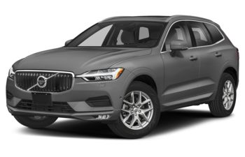 2018 Volvo XC60 - Osmium Grey Metallic