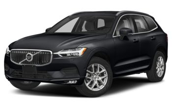 2018 Volvo XC60 - Onyx Black Metallic