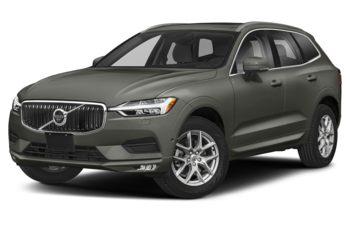 2018 Volvo XC60 - Pine Grey Metallic