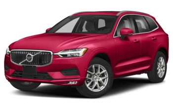 2018 Volvo XC60 - Fusion Red Metallic