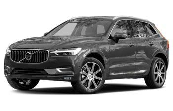 2018 Volvo XC60 - Osmium Grey Metallic