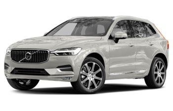 2018 Volvo XC60 - Crystal White Pearl Metallic