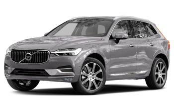 2018 Volvo XC60 - Bright Silver Metallic