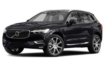 2018 Volvo XC60 - Onyx Black Metallic