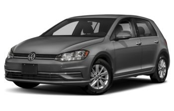 2021 Volkswagen Golf - Platinum Grey Metallic