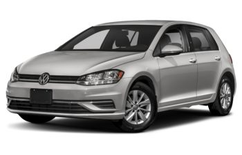 2020 Volkswagen Golf - Tungsten Silver Metallic